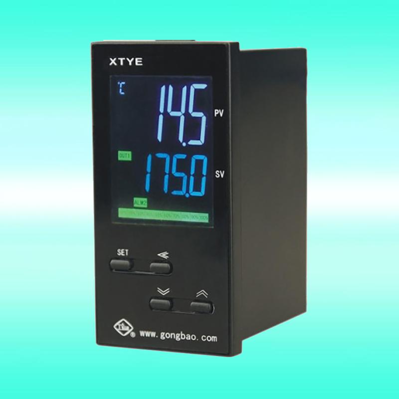 XTY□系列彩色液晶温控仪