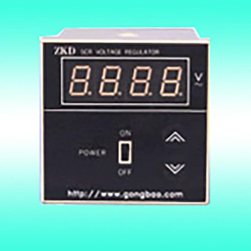 ZKD-1型数字式可控硅电压稳压调整器